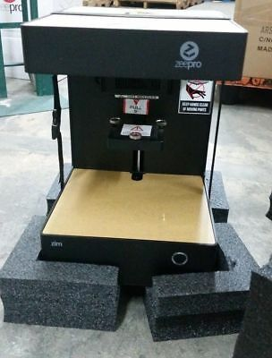 3D PRINTER ZEEPRO ZIM  BLACK BRAND NEW RUSH. ALL SALE FINAL! NO RETURNS!