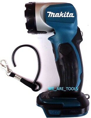 New Makita 18V DML802 Cordless LED Battery Light 18 Volt Lamp Flashlight Pivot