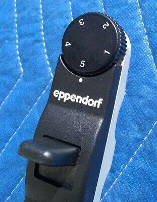 Eppendorf Repeater Repetitive Dispenser Pipette 1-5 Ml-used