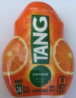 Tang Orange Liquid Water Enhancer Drink Mix 1.62 oz
