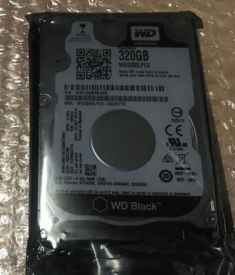 "Manufacture Recertified 320GB Western Digital Hard Drive 2.5"" SATA WD3200LPLX segunda mano  Embacar hacia Argentina"