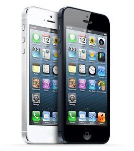 Apple iPhone 5 16GB Unlocked GSM Smartphone 4G LTE 16 GB Black and White