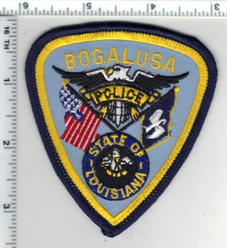 Bogalusa Police (Louisiana) Cap/Hat Patch - new