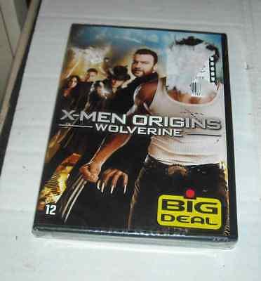 DVD XMEN ORIGINS WOLVERINE EN FRANCAIS SOUS CELLO