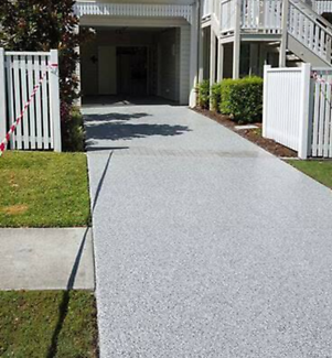 Driveway Rectifications and Waterproofing