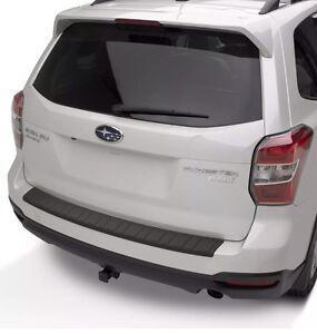 OEM 2014 2015 2016 2017 Subaru Forester Rear Bumper Cover Guard Protector Pad