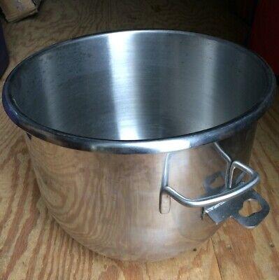 New Unused Berkel Fms20 Mixer Stainless Steel Mixing Bowl 20qt 00-917190