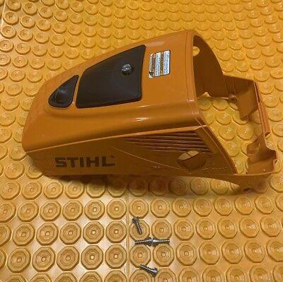 New Stihl Ts700 Ts800 Cut Off Saw Shroud Top Cover Oem Box771a