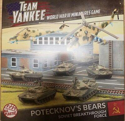 Flames Of War (Team Yankee): (Soviet) Potecknov's Bears BFMTSUAB1