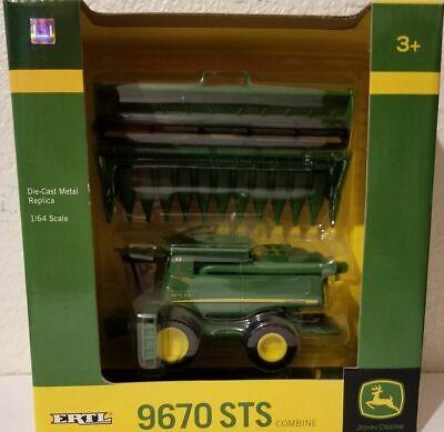 1/64 Ertl John Deere 9670 STS Combine