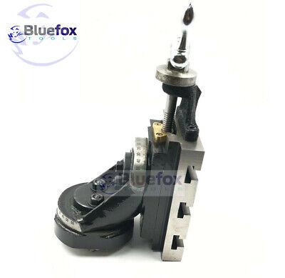 Lathe Vertical Milling Slide Swivel Base For Myford 7 Series 4 X 5 Bed Bluefox