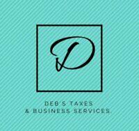 Tax Professional Basic tax returns starting at $40.00