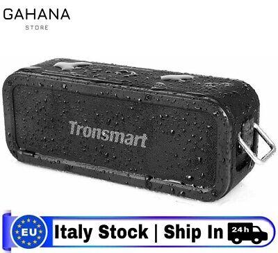Tronsmart FORCE Cassa Bluetooth, Altoparlante Speaker 40W, IPX7, TWS & NFC