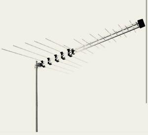 Installation digital antenna