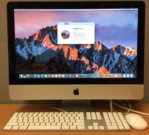 Apple iMac 10,1 Core 2 Duo 21.5