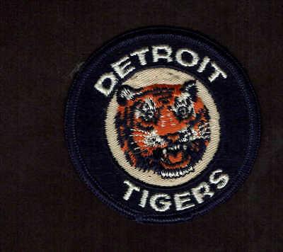 Detroit Tigers Uniform (DETROIT TIGERS MLB UNIFORM PATCH)