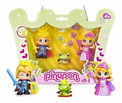 Pinypon Fairy Tales The Princess and the Frog Prince New in Box](Fairy Tales Prince)