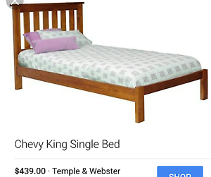 2 King Single with mattress Boondall Brisbane North East Preview