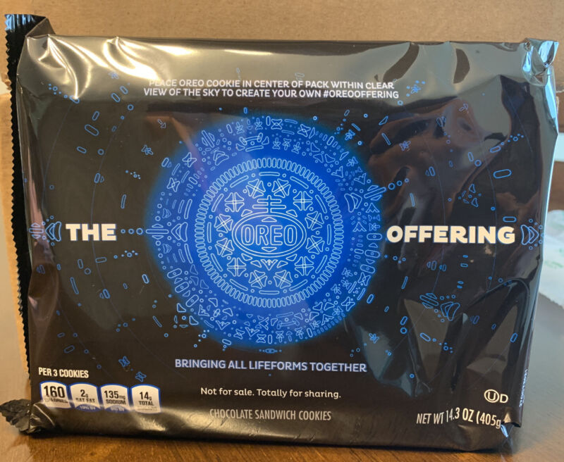 *IN HAND* OREO The Offering Limited Edition of 3000 SOLD OUT sealed