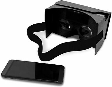 3D VR Virtual Reality Headset Glasses for Smartphone VRoom Fast & Free Postage