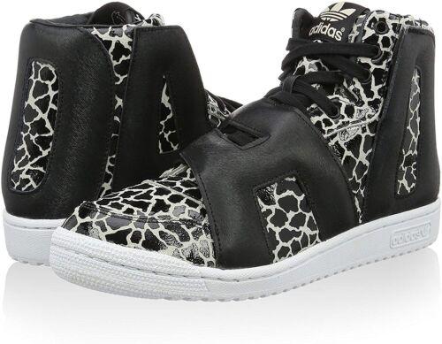 Adidas originals js jeremy scott letters giraffe black bear wings men b26035