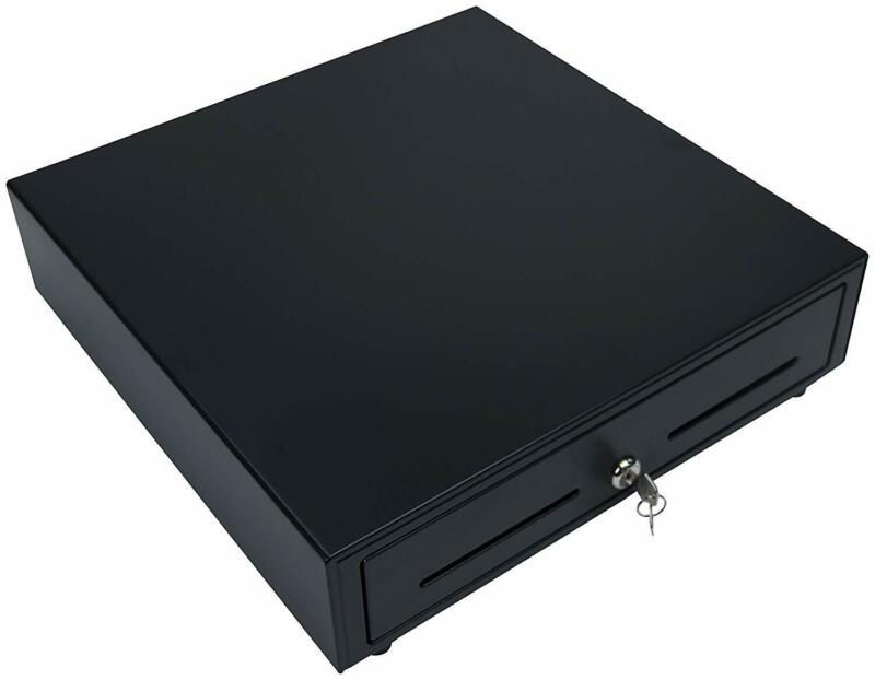 Star Micronics, Cash Drawer, Cd3-1616bk58-s2, Black, 16wx16d, Printer Driven, 5b