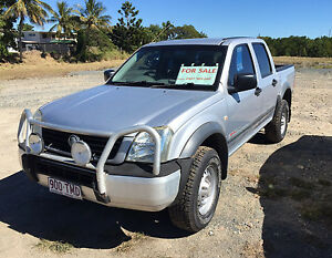 2004 Holden Rodeo Ute (great condition) North Mackay Mackay City Preview
