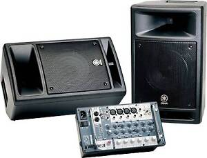Yamaha Stagepas 300 PA system Noosaville Noosa Area Preview