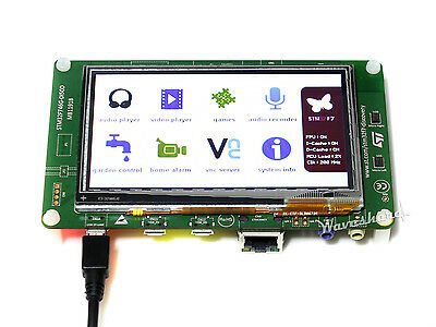 Stm32f746g-disco Stm32f Discovery Development Board Stm32f746ng Arm Cortex-m7