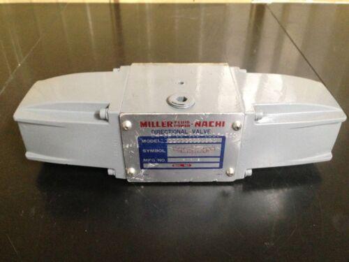 1 pc Miller Nachi D4-3S70C-G03-C115-E50 Directional Valve, New