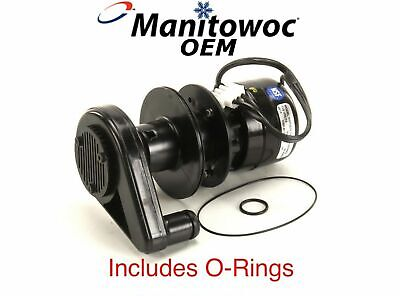 2009843 Manitowoc Oem - 115v Water Pump For Sm050a Includes O-rings 20-0984-3