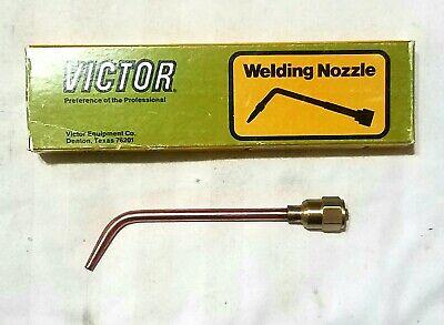Victor 1-w-j Welding Brazing Torch Tip J28 J27 J100c Skh-7a 71 0325-0084