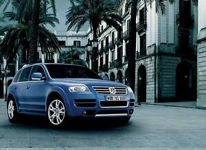 VW TOUAREG 2002-2006 R50 FENDER FLARES 10 PIECES   !!!