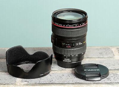 Canon EF 24-105 L IS  USM super schön !!!  EOS 5D II + 5D III usw