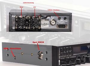 CRT SS-6900 Anytone 5555 MAAS- K-PO DX-5000  INTEK HR-5500 KOMPLETTMODIFIZIERUNG