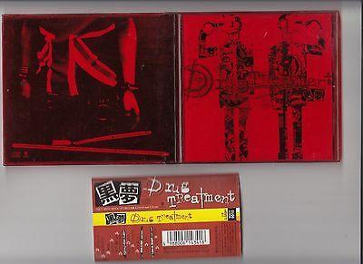 DRUG TREATMENT - ST CD 1997 JAPAN OBI TOCT-9910 RARE HARD ROCK (Drug Treatment)