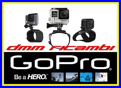 Fascia da Polso Mano Braccio Gamba GOPRO THE STRAP Vidoecamera HERO 2 3 4 Italia