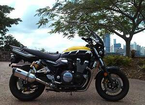 Yamaha XJR 1`300 11/2012 Model Southport Gold Coast City Preview