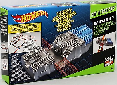 Mattel BGX84 Hot Wheels Rennbahn 2-Speed Power Booster TV Werbung NEU / OVP