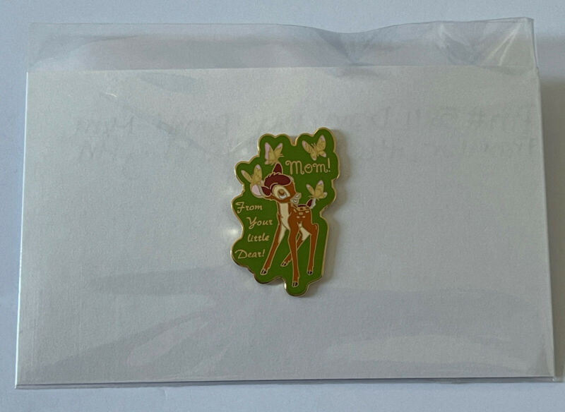 Disney WDW Mother's Day - Bambi - From Your Little Dear Pin
