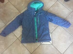 Columbia Girls size7/8 winter Jacket