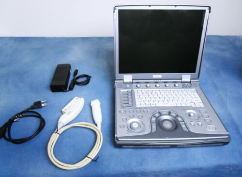 GE Logiq e Portable Ultrasound - Your Choice of Probe - 60 Day Warranty