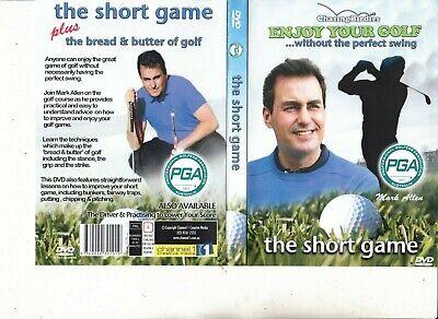 PGA-Professional Golfers Association-Enjoy Your Golf-By Mark (Mark Allen Golf)