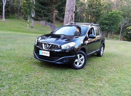 FRM $60 P/Wk 7 SEATER  AUTO 4 Cylinder 2011 Dualis +2  & WARRANTY