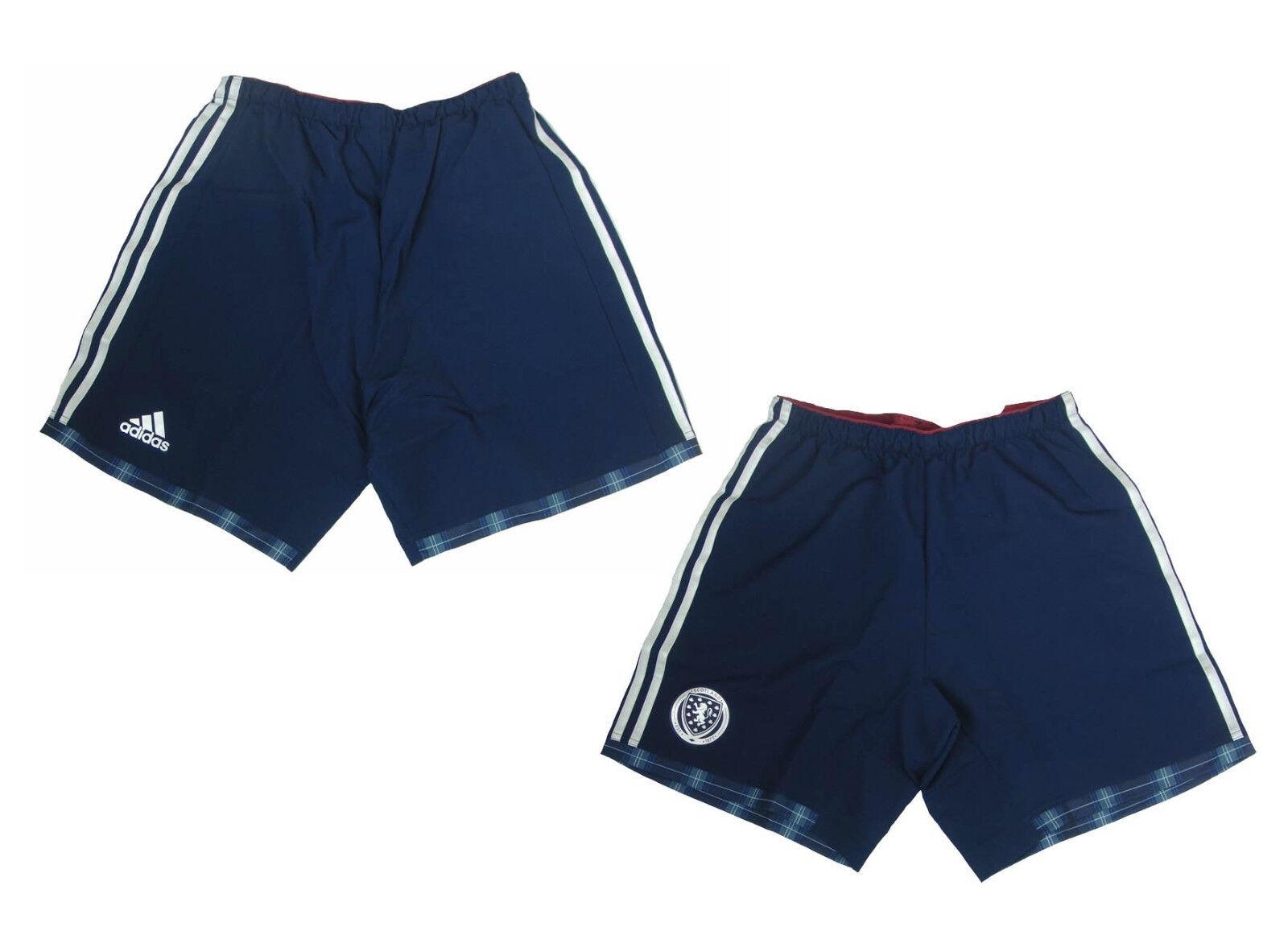 Schottland SFA Shorts/Short Trikot Hose 2014/15 Home Adidas M L Scotland