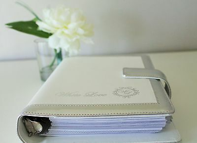 Wedding Planner Books | White Love Weddings | Wedding Organiser
