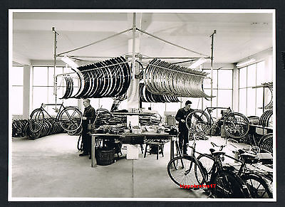 BIELEFELD, altes Foto vintage Photo, Bastert-Werke, Fahrrad bicycle velo /110b