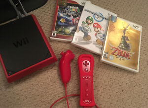 Wii With 3 Hits
