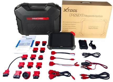 DIAGNOSTIC SCAN TOOL CARS, 4X4, LIGHT COMMERCIALS XTOOL PS90GDS