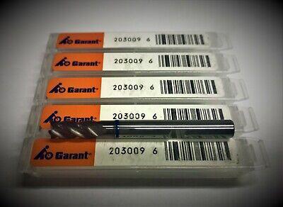 Garant Vhm Cutter Dm. 0 14in Gl57mm 203009 6 Hpc Z 4